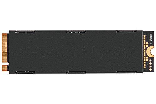 Corsair Force Series MP600, 500 GB, PCIe Gen.4 Unità SSD M.2 NVMe, Velocità di Lettura fino a 4950 MB/s