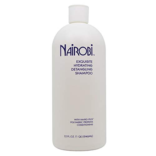 Nairobi Exquisite Hydrating Detangling Shampoo for Unisex, 32 Ounce by Nairobi