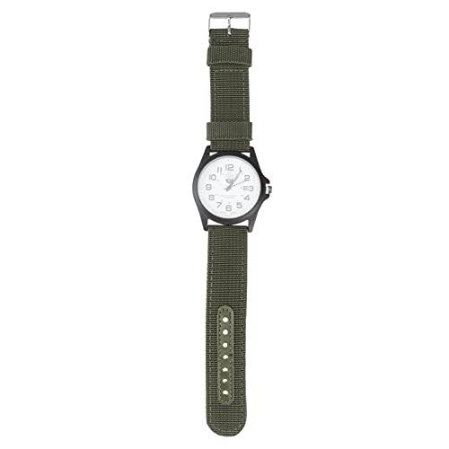 ibasenice Reloj Militar para Hombre - Reloj de Pulsera...