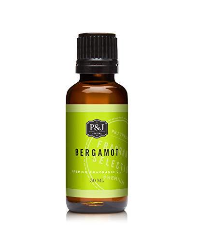 P&J Trading Bergamot - Premium Grade Scented Oil - 30ml