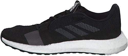 adidas Sense Boost Go Running Schwarz Weiss