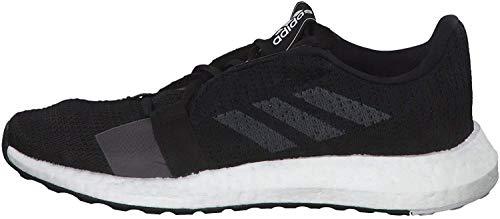 adidas Herren Laufschuhe SenseBOOST GO m core Black/Grey Five/FTWR White 45 1/3