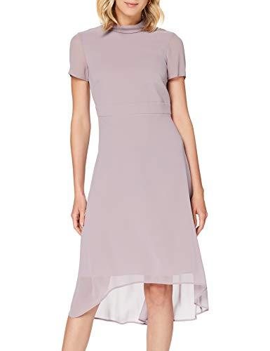 ESPRIT Collection 030EO1E316 Kleid für besondere Anlässe, Damen, Lila 38 EU
