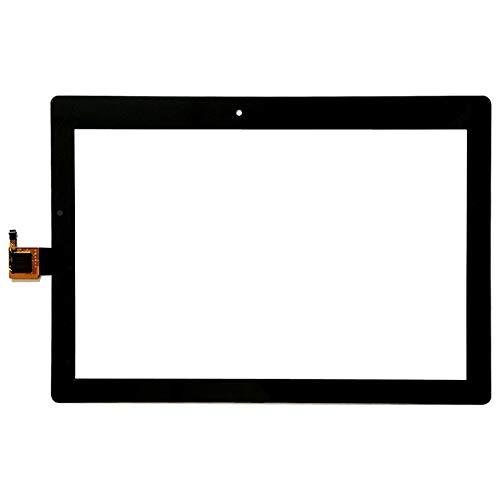 BAISHILONG Flex Cable Panel táctil digitalizador para Lenovo Tab 3 10 Plus TB-X103 / X103F 10.1 Pulgadas (Negro) Piezas de Repuesto (Color : Black)