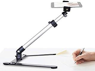 Soporte de vídeo para caligrafía Soporte de Mesa para teléfono para Hornear Manualidades Dibujo grabación de bocetos transmisión en Directo