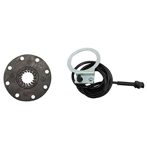 SHIJING 8 Stuks Magneten Vervanging Elektrische Fiets Vermogen Pedaal Assisted Sensor PAS Pedelec Assistant Set Accessoires