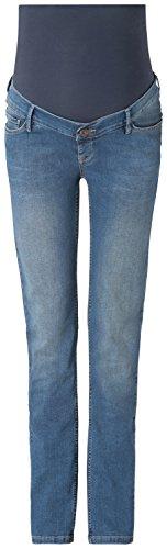 Noppies Jeans OTB Regular Beau 60044, Premaman Donna, Blu (Mid Blue C300), 26W x 32L