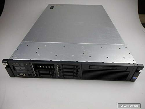 Hewlett Packard Enterprise ProLiant DL380 G7 2.66GHz E5640 460W Rack (2U) - Server (2,66 GHz, E5640, 6 GB, DDR3-SDRAM, 8000 GB, Rack (2U))
