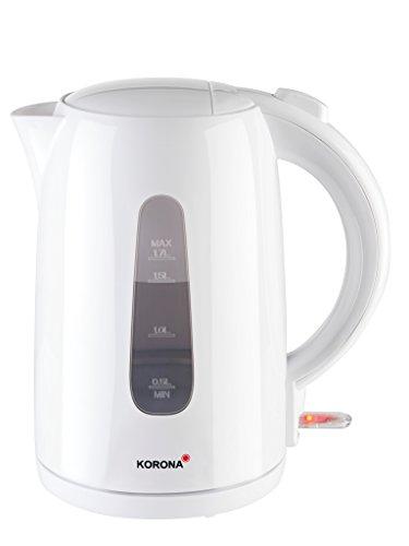 Korona Electric 20331 Bouilloire 1.7 L, blanc