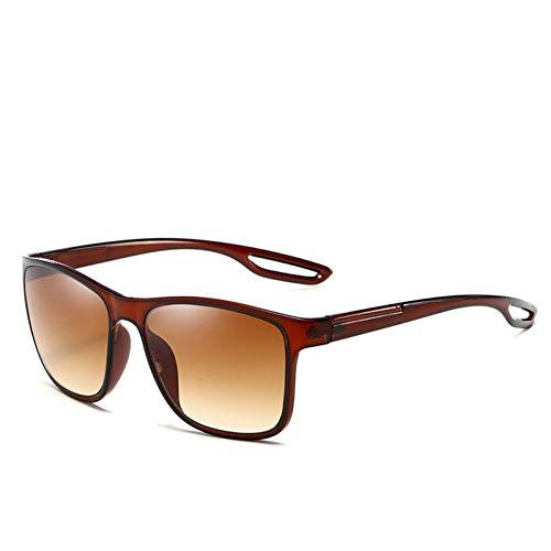 Liuao 2019 Unisex-Sonnenbrillen Mode Entspiegelung Damen Persönlichkeit Brille Damen Sonnenbrille,Style 3