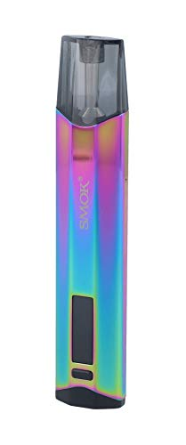 SMOK E Zigarette von Smok - SMOK DC MTL Pod 3ml mit 0,8 Ohm, 700mAh (VW)- Farbe: regenbogen