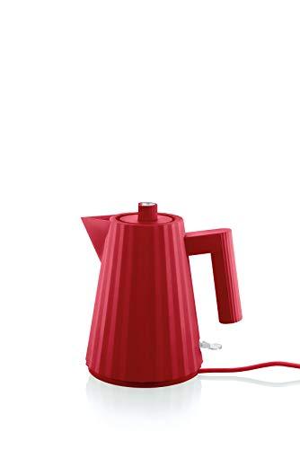 Alessi MDL06/1 R Elektrischer Wasserkocher, rot