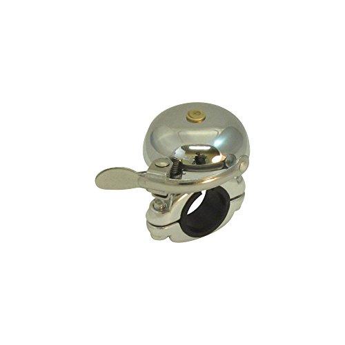 Mirrycle Bling Bell Bell Mirrycle Bling 22.2 Clamp Aqua