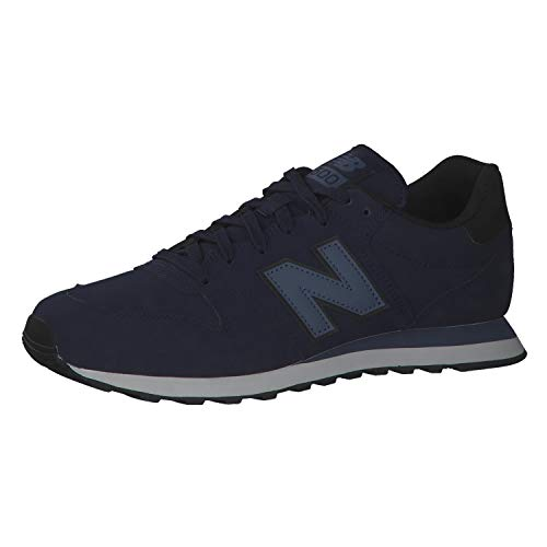 New Balance GM500LC1, Zapatillas Deportivas Hombre, Navy, 46.5 EU