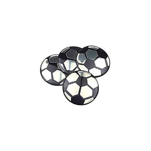YQTYGB 4 Piezas Coche Tapas Centrales De Llantas Cubiertas, para BMW Mini Cooper S JCW R53 R52 R55 Clubman Countryman La Cubierta Decorativa con Accesorios De Estilo del Logotipo