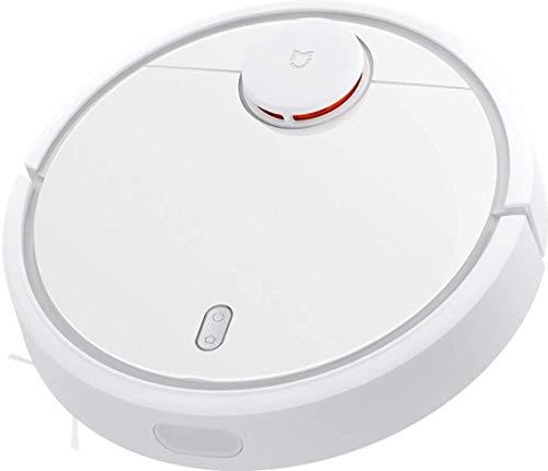 MCMARTGLOBAL Original Xiao Mi Roboter-Staubsauger, LDS Sensoren intelligenter Mapping, WiFi App Steuerung, 1800 Pa Super Power, 5200 mAh Batteriekapazität