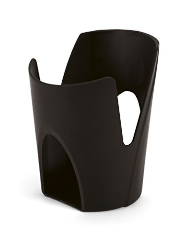 Mamas & Papas Universal Pushchair Stroller Buggy Cup Holder, Black