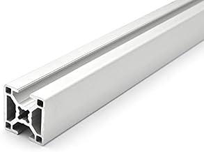 longueur 500mm Aluminium profil 30x30l I-type rainure 6