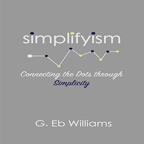 Simplifyism audiobook cover art