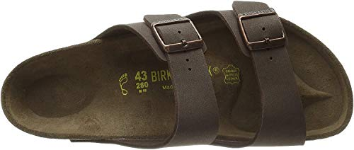 Birkenstock Arizona Mocca Mens Sandals Size 44 EU