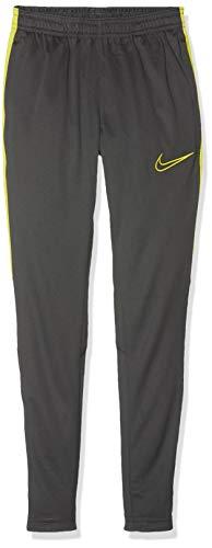 Nike Jungen B NK Dry ACDMY KPZ Pants, Anthracite/Opti Yellow/Opti Ye, S