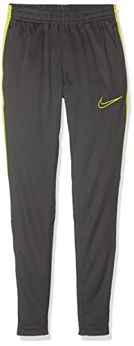 Nike Jungen B NK Dry ACDMY KPZ Pants, Anthracite/Opti Yellow/Opti Ye, XL