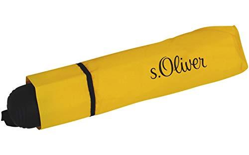 s.Oliver Mini Taschenschirm - Fruit-Cocktail gelb