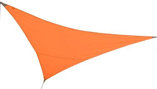 JARDILINE - vsf300 Mandarine - Voile d'ombrage Triangulaire 3x3x3m Orange First