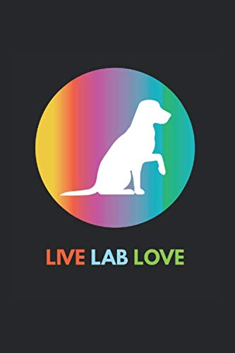 Life, Lab, Love: Job notebook 120 pages graph paper