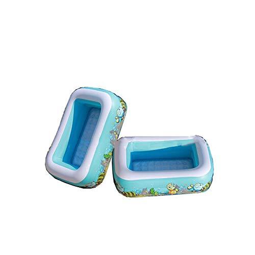 Piscina Inflable Infantil. Piscina De Agua para Niños, Material Plástico Ideal para Bebés Y Niños Y Niñas Pequeños. Tamaño(120 * 90 * 33CM)