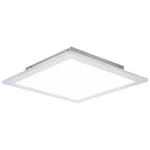 Nino LED Deckenleuchte PANELO - 15 Watt, 3000K - Lampe Leuchte Hängelampe Deckenlampe Wohnzimmerlampe