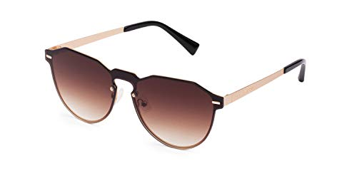 Hawkers Unisex-Erwachsene GoldBrown Gradient Warwick VENM Metal Sonnenbrille, Brown-Steigung, Único