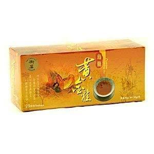 4 Packungen Premium Oolong Wulong Schlankheitstee - 100 Teebeutel 60 Tage Zubehör