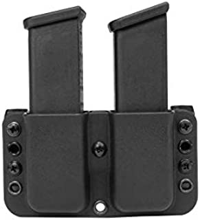 Blade-Tech Total Eclipse Double Mag Pouch for Glock 42