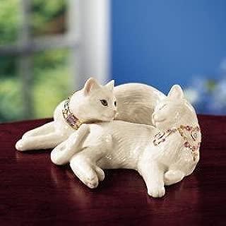 Lenox Dream of Me Cat Sculpture New in Lenox box