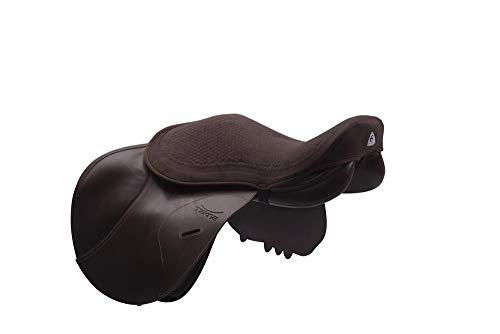 Acavallo Jumpl Ortho Cocc Drilex - Cojín para sillín (Talla M), Color marrón
