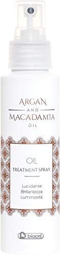 biacrè Argan and Macadamia Oil Treatment Spray, 100 ml