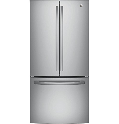 GE APPLIANCES GNE25JSKSS, Stainless- Steel