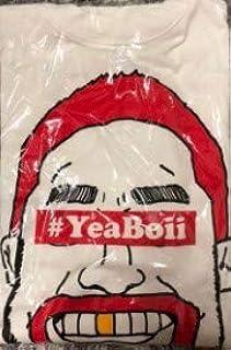 中島イシレリ選手 yeaboii ロングTシャツ Lサイズ 当選