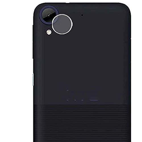 Vaxson 2 Stück Schutzfolie, kompatibel mit HTC Desire 650 Kamera TPU Folie Rückseitige Kameraobjektiv [nicht Panzerglas Bildschirmschutzfolie Hülle Hülle ]