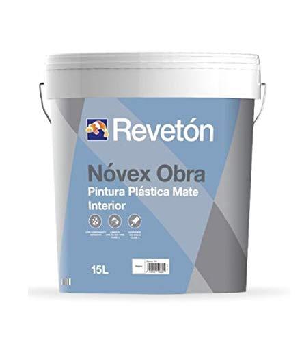 REVETON - PLASTICA NOVEX OBRA ANTIMOHO 15 LT