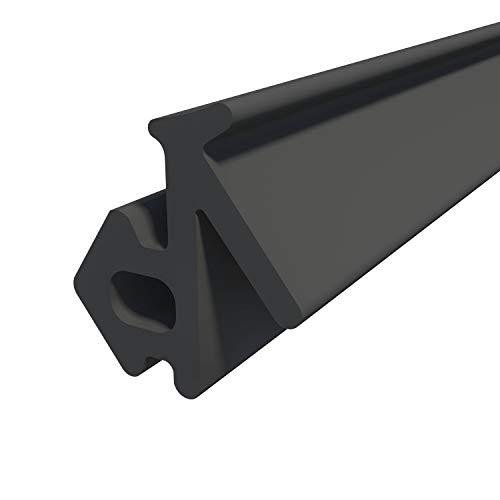 Toolerando Türdichtung Fensterdichtung S-834 Profil, 10 Meter