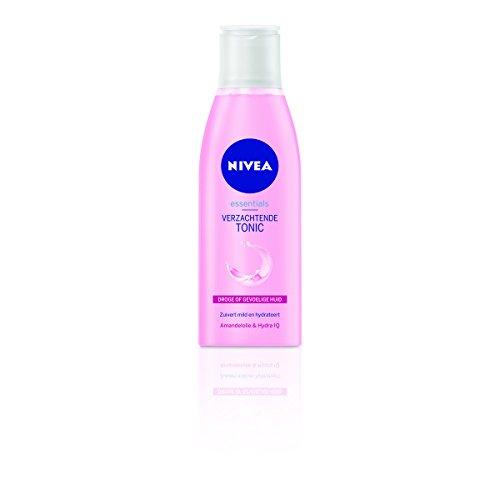 Nivea Essentials Tonic Droge/Gevoelige Huid, 200 ml