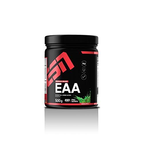 ESN - Essential Amino Acid EAA´s (Green Apple) 500g Dose