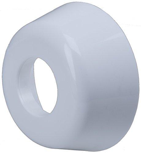 Cornat Rosette Kunststoff 32x70mm für GV weiss, TEC317403