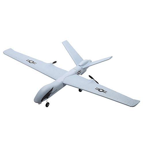 Navigatee avión de control remoto - Z51 660 mm envergadura 2.4G 2CH EPP DIY Planeador RC avión RTF avión de control remoto incorporado