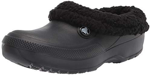 Crocs Classic Blitzen III Clog, Unisex Adulto Zueco, Negro (Black/Black), 42-43 EU