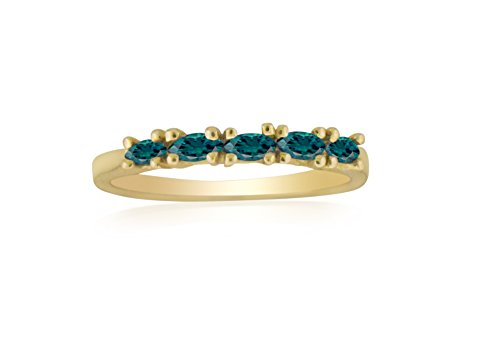 Designed by Ellen Alexandrite Ring Natural Color Changing Alexandrite Ring in 14k Gold