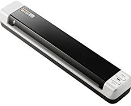 New Plustek Technology 783064285391 MOBILEOFFICE S410 Color PORTABLE 600X600-DPI 8.5X36-Inch USB 2.0 6-PPM photo