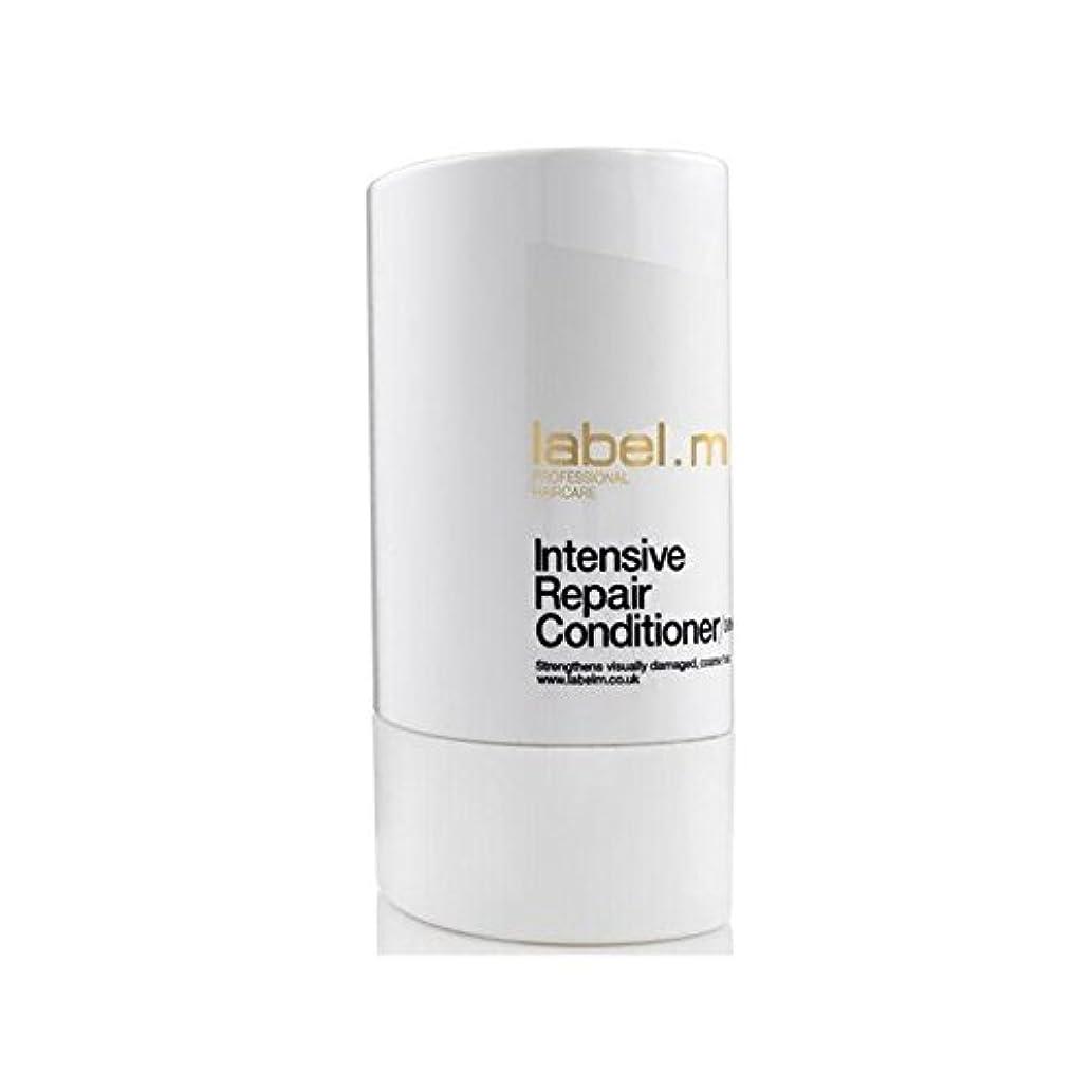 ホップホイップ取り壊すLabel.M Intensive Repair Conditioner (300ml) - .の集中リペアコンディショナー(300ミリリットル) [並行輸入品]